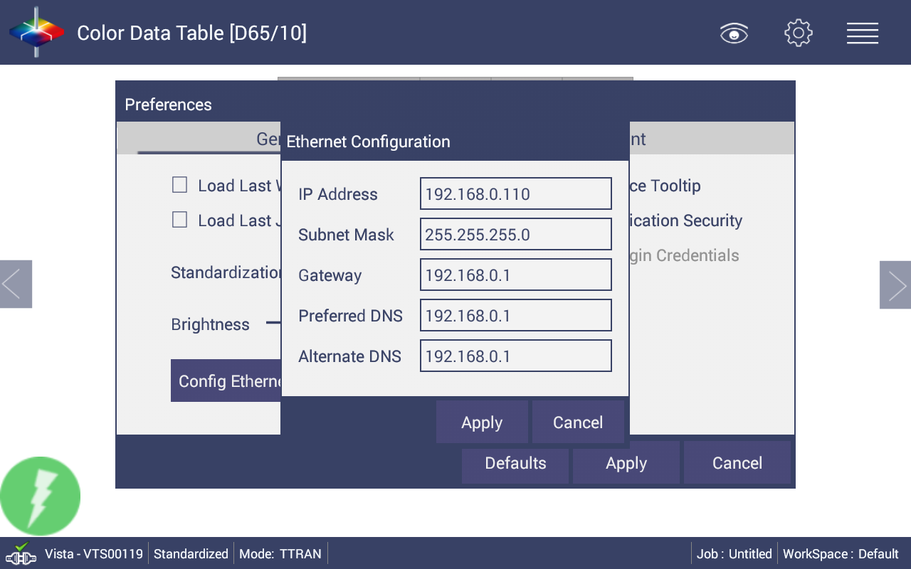 Auto-Export data from Vista to an external data collection system